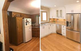 Update Oak Kitchen Cabinets Custom Design