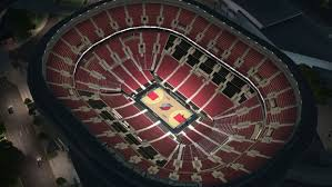 Rose Quarter Seating Chart With Rows Portland Trail Blazers Virtual Venue By Iomedia