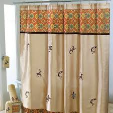 geeky shower curtains. Beige Shower Curtains With Unique Motif Geeky A