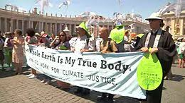 environmental ethics  file one earth one family interfaith in rome to call for climate action