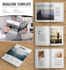 free magazine layout template print magazine template 21 creative magazine print layout templates