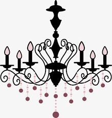cartoon candlestick cartoon clipart candlestick chandelier png image and clipart