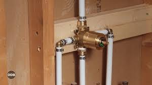 install delta shower faucet image cabinetandra
