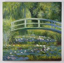 monet painted this bridge many times in many seasons mo thinglink