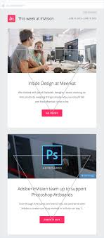 Great Email Marketing Design Examples Design High Performing Email Campaigns 2019 Email