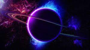 Galaxy Youtube Banner Background 2560X1440