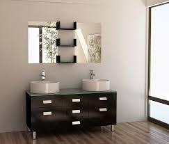 art wellington 55 inch double sink bathroom vanity set bathroom sinks and vanities