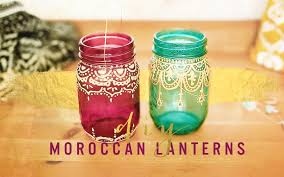 bohemian room decor diy moroccan lanterns you cool ideas design