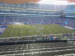Giants Stadium Football Seating Chart 23 Interpretive Metlife Seating View