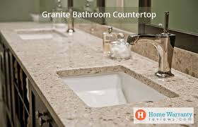 best bathroom countertop materials pros and cons