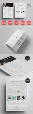 50 Best Resume Templates Design Graphic Design Junction