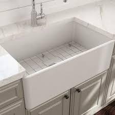 fireclay farmhouse sink. Classico Farmhouse Apron Front Fireclay 30 In. Single Bowl Kitchen Sink