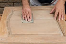 Image result for Sanding and refinishing your cabinet