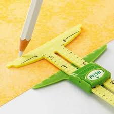 Hot Ironing Ruler <b>Patchwork</b> Tailor Craft <b>DIY Sewing</b> Supplies ...