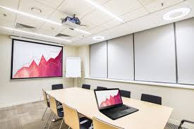 40 Ways To Create A Modern Conference Room The ScreenBeam Blog Mesmerizing Office Conference Room Design
