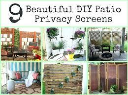 diy outdoor privacy screen patio privacy screen ideas patio privacy screens for apartments outdoor privacy screen