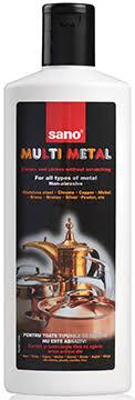 <b>Sano Multi Metal Средство</b> для чистки металла 370 мл купить с ...