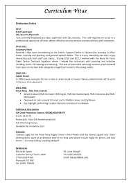 Self Employed Cv Example - Tier.brianhenry.co