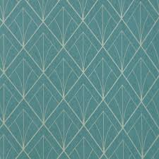 casadeco louise wallpapers art deco wallpaper turquoise 28896523 loading zoom