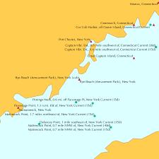 Rye Beach Amusement Park New York Sub Tide Chart