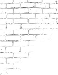 design art drawing brick wall drawing