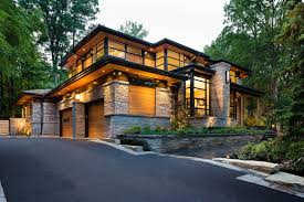 Small Picture Modern Style Homes 9 Characteristics That Make This Home Style