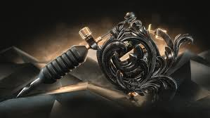 Image result for tattoo machine
