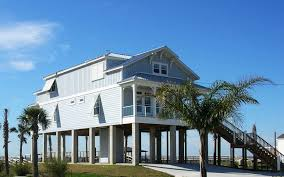 fair 70 house plans pilings inspiration elevated stilt