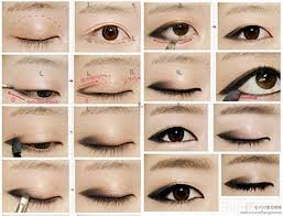 makeup tips with makeup step by step for small eyes with s s korean