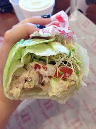 photo of jimmy john s orlando fl united states the tuna unwich