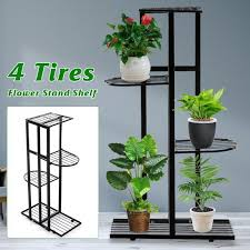 outdoor metal plant stands plant stand