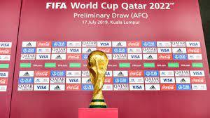 تصنيف المنتخبات الآسيوية في القرعة الحاسمة المؤهلة لنهائيات كأس العالم قطر  2022