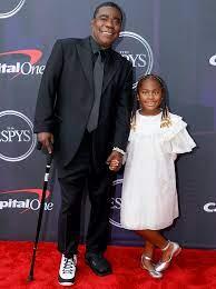 Tracy Morgan Walks ESPYs Red Carpet ...