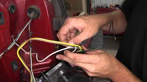2015 jeep wrangler trailer wiring harness 2015 installation of a trailer wiring harness on a 2010 jeep patriot on 2015 jeep wrangler trailer