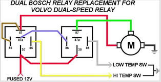 twin thermo fan wiring diagram wiring diagram thermo fan wiring diagram all about