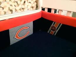 chicago bears bedding bears stadium nursery project chicago bears bedding twin