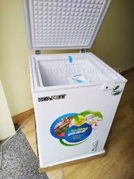 Tủ đông mini 100l Hòa Phát - Chính hãng giá rẻ nhất tại Việt Phát