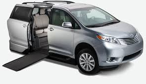 handicap ramps for minivans. the toyota northstar access360 is a top-of-the-line wheelchair-accessible minivan. it gives greater access to life through more space, flexibility and ease handicap ramps for minivans