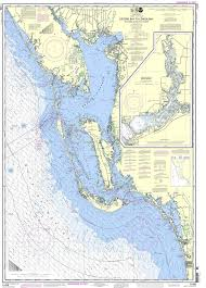 Noaa Chart 11426 Estero Bay To Lemon Bay Including Charlotte Harbor Continuation Of Peace River