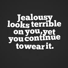 Quotes About Jealousy on Pinterest | Jealousy Quotes, Sweet ... via Relatably.com