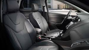 2017 focus interior passenger and driving seats