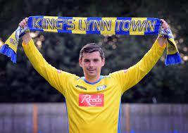 King's Lynn Town land former Wales Under-21 striker Rob Duffy | Eastern  Daily Press