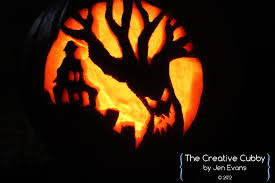 Wolf Pumpkin Carving Patterns Cool Decorating Ideas