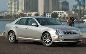 2006 Cadillac STS - Information and photos - ZombieDrive