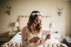 A Wildly Beautiful South Devon Wedding For A Bohemian Bride In.