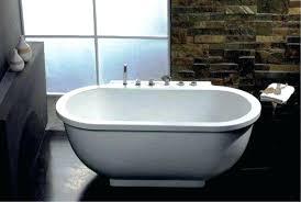 kohler air jet tub cleaning bathtubs with jets independent kitchen bath