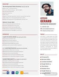 Resume Templates For Publisher 161 Free Resume Templates In Microsoft Publisher Template Net