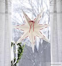 Weihnachtsstern Fensterdeko Weihnachten Beleuchtet Rot Weiß ø 60 Cm 220 V