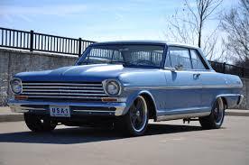 All Chevy chevy 2 : 1963 Chevrolet Chevy II Nova
