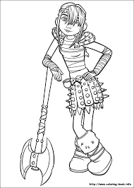 Small Picture How to train your dragon coloring pages on Coloring Bookinfo